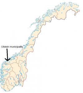 kart ulsteinvik